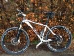 Se album Vores MTB bikes